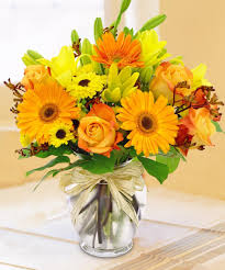 field picked autumn bouquet cityline florist