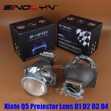 car styling hid bi xenon 3 0 inches projector lens headlight