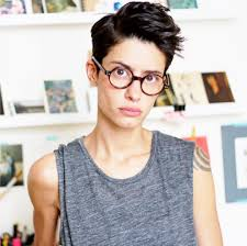 butch pixie haircut switchteams pixie hawks pinterest haircuts androgynous