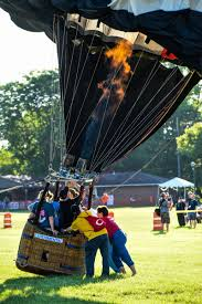 ohio challenge air balloon festival in middletown ohio