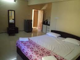 Viva Bedroom Set Godrej Aparthotel Yoyo Goa Vagator India Booking Com