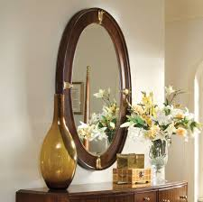 Bathroom Wall Mirror Ideas by Oval Bathroom Mirrors Beautiful Home Design By John