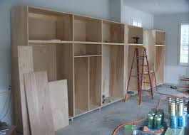building garage shelves collections the better garages diy back diy building garage shelves