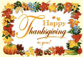 happy thanksgiving everyone around the world by