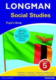 longman social studies pupil u0027s book 5 bookworld zambia online