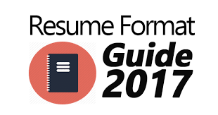 top resume formats the complete resume format guide for 2018