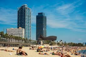 top 10 beaches in barcelona spain