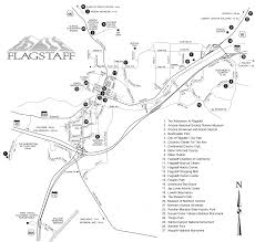Sky Harbor Terminal Map Directions From Phoenix Sky Harbor Or Flagstaff Pulliam Airports