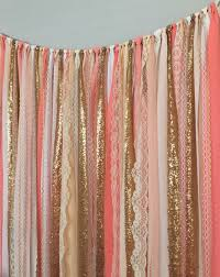 impressive gold and pink curtains decor with gold and pink