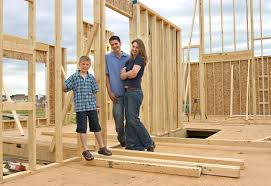 how to build your own home with a construction loan building