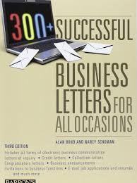 300 successful business letters for all occasions barron u0027s 300