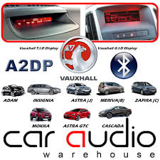 vauxhall algeria vauxhall insignia cdc400 bluetooth a2dp streaming music handsfree