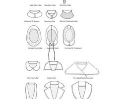 adobe illustrator sleeves fashion flat pack technical sketch