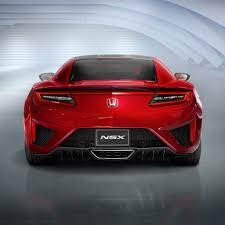 cars honda 2016 the honda nsx sports car honda australia