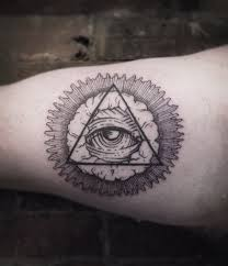all seeing eye for tattooshunt com