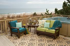 Patio Furniture Green by Polywood Patio Furniture Showcase Allgreen Inc