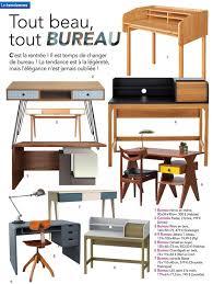 le bureau retro retro bureau en chêne et tiroirs blanc table design meuble