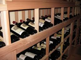 Wine Cellar Shelves - diy wine cellar racks decorating ideas contemporary at diy wine