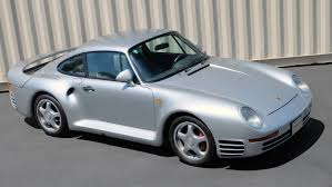 porsche 959 rally porsche 959 with over 100 000 in maintenance likely to fetch over