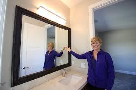bathroom mirror frame kit uk bathroom mirror frame kit bathroom