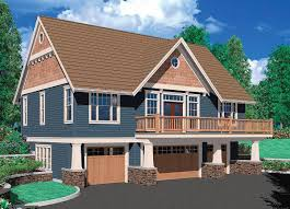 Four Car Garage by One Bedroom Suite Over Four Car Garage 69394am Architectural