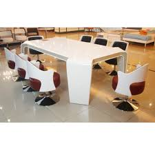 modern minimalist plate conference table reception desk conference