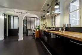 cuisine de loft loft design contemporain cuisine par franck minieri