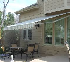 Outdoor Retractable Awnings Denver Retractable Awnings Denver Glass U0026 Awning