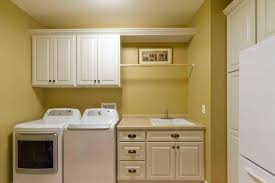 decorating laundry room small laundry room cabinet ideas small