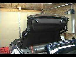 2004 mustang convertible top mustang installation sle 1994 2004 convertible top