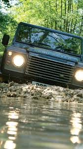 land rover off road wallpaper land rover defender offroad water wallpaper 46359