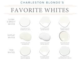 what is the best benjamin white paint for kitchen cabinets favorite white interior paint colors charleston