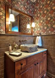powder room sinks and vanities stone vessel sink vanity sink ideas