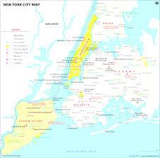 Nyc Maps Nyc Map Of In Show Me New York Evenakliyat Biz Fine To World Maps