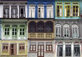 House Windows Design Malaysia Shophouses Our Heritage Singapore And Building
