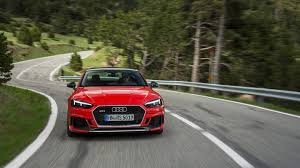 audi unveils rs4 avant and rs5 carbon editions the drive