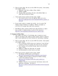 Special Education Assistant Resume Maeoe Cert Packet