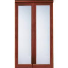 Bypass Closet Doors Sliding Closet Doors 60 X 80