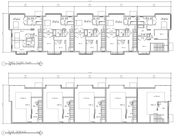 Our Town House Plans by Big Reveal Five Townhomes At 197 West Utica U2013 Buffalo Rising