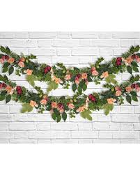 wedding backdrop garland amazing deal on flower garland silk flowers wedding garland