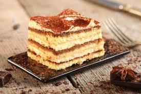 Biscuit Cake Spices Cream Cake Biscuit Chocolate Dessert Wallpaper 5616x3744