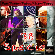 Don Barnes 38 Special Home 38 Special