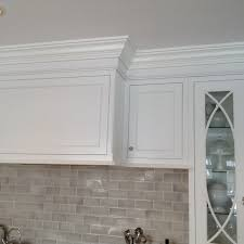 9 Ft Ceiling Kitchen Cabinets Cabinets Moulding That Goes To 9 Ft Ceiling 45