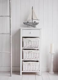 White Bathroom Storage Furniture New White Bathroom Cabinet Freestanding For Storage