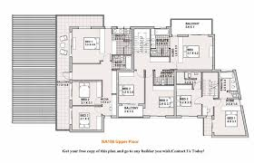 small homes with open floor plans narrow lot house plans with front garage balcony master