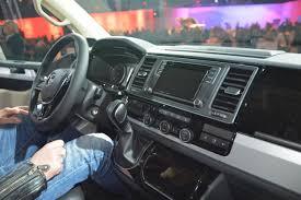 volkswagen multivan 2015 volkswagen t6 infos et photos du nouveau transporter et multivan
