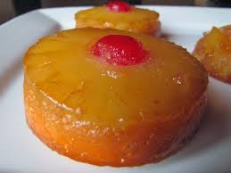pineapple upside down flan cake