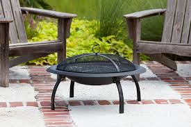 amazon com fire sense 29 inch folding fire pit portable fire