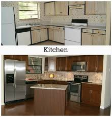 before after kitchen cabinets kitchen cabinets loan kitchen decoration
