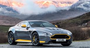 3 7s 206mph 2017 aston martin v12 vantage s updates tech adds 7